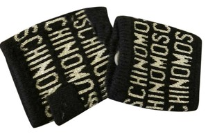 Moschino Fingerless gloves