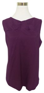Kathleen Kirkwood Top Purple