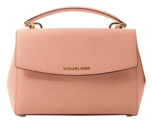 Michael Kors Satchel in Pale Pink
