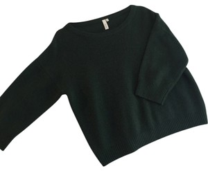 Si'aie Wool Hunter Cropped Sweater