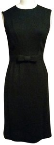 Bonwit Teller short dress black on Tradesy