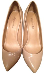 ZIGI NEW YORK Nude Pumps