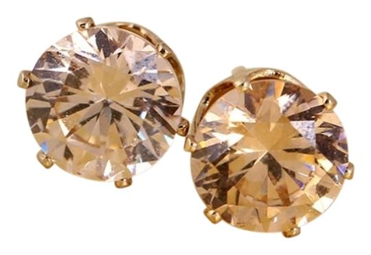 Preload https://img-static.tradesy.com/item/1495141/gold-yellow-cubic-zirconia-plated-stud-earrings-0-0-540-540.jpg
