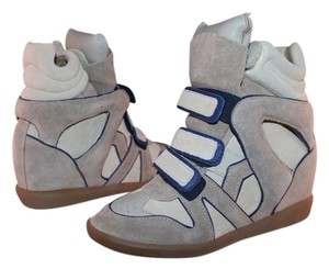 Isabel Marant Sneakers Sneaker Wedge beige Athletic