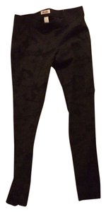 Mudd Dark Green Camouflage Leggings