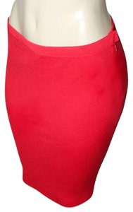 Adrienne Vittadini Skirt red