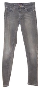 Cutie Catty Straight Leg Jeans-Light Wash