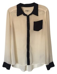 Guess Top White