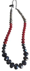Jules & James Glass beaded necklace
