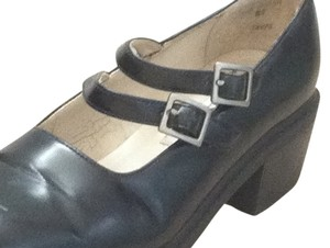 Other Chunky Mary Jane black Flats