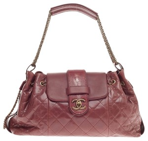 Chanel Stingray Leather Tote