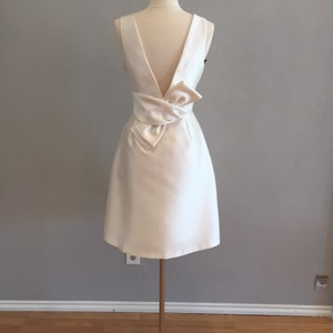 Lela Rose Ivory Dress