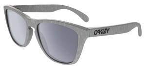 Oakley Oakley OO9013-77 Frogskins High Grade Smoke/Grey Lens Sunglasses