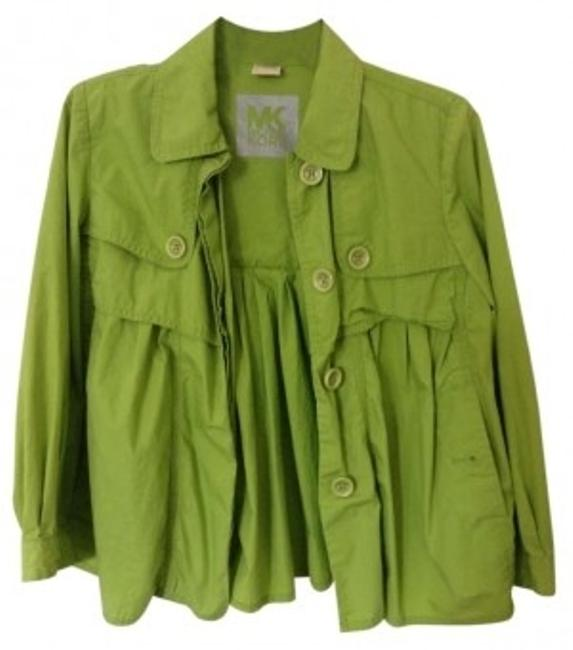 Preload https://item3.tradesy.com/images/michael-kors-green-size-4-s-149542-0-0.jpg?width=400&height=650