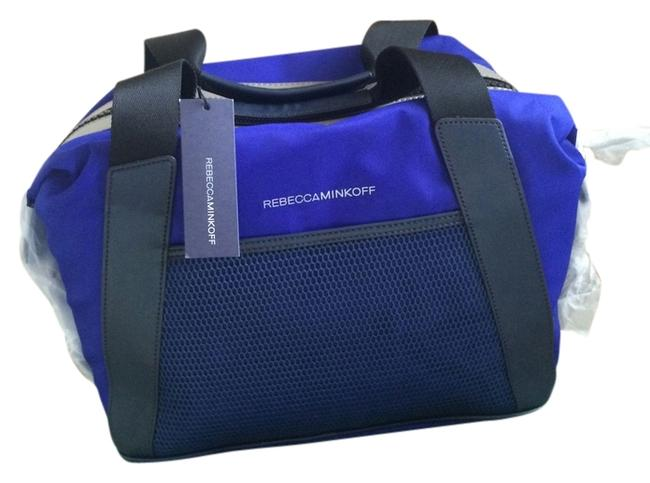 Item - Subway Tote Blue Weekend/Travel Bag