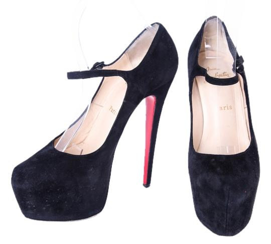 christian louboutin lady daf platform mary jane pumps