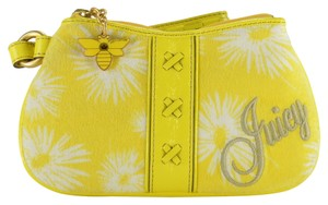Juicy Couture Generation Bumble Bee Wristlet in Yellow