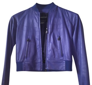 Alexander McQueen Top Blueish Purple