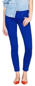 J.Crew Skinny Pants Grotto Blue