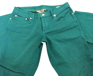 Tory Burch Cargo Pants Green