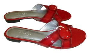 Talbots Red Sandals