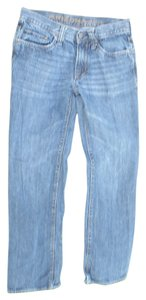Arizona Jean Company Straight Leg Jeans-Light Wash