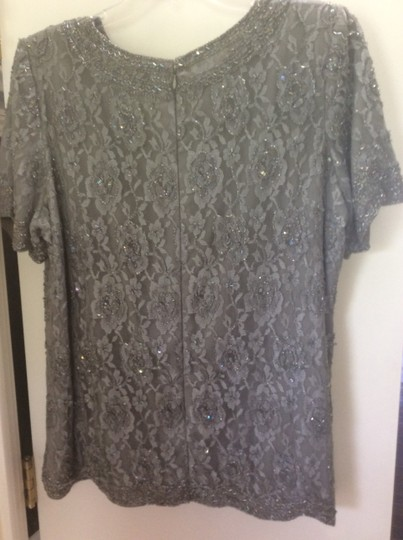 Candlelight and Champagne Beaded Tunic hot sale