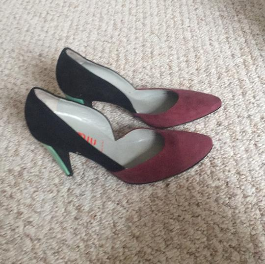 Miu Miu Multiple colors Pumps Image 2
