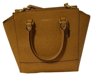 Coach Satchel in Toffee