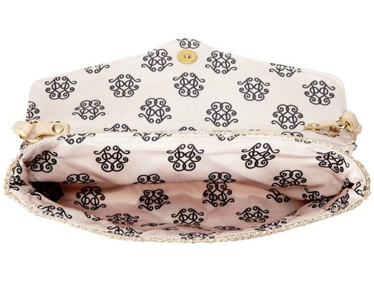 Jessica Simpson Natural/Soft Pink Clutch Image 4