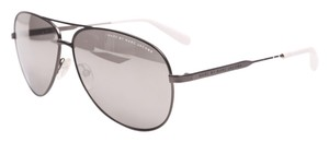 Marc by Marc Jacobs Unisex Mirrored Aviator Sunglasses