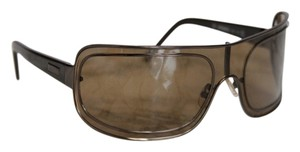 Gianfranco Ferre NEW Gianfranco Ferre GF68303 Bronze Shield Metal Sunglasses