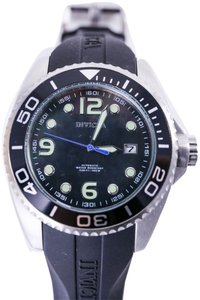 Invicta Invicta Pro Diver Black Automatic Mens Watch 0467