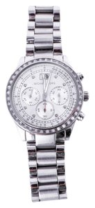 Michael Kors * Michael Kors Brinkley Silver Watch MK 6186