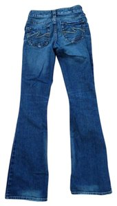 Silver Jeans Boot Cut Jeans-Medium Wash