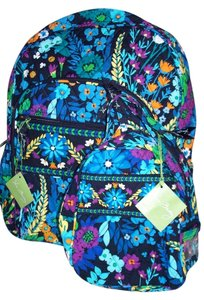 3cc82eb5b7af Vera Bradley Campus Laptop Computer School College Baby Toddler Travel Beach  Christmas Gift Backpack