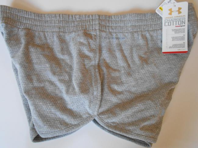 Under Armour Charged Grey Honney Comb Large Grey #025 Shorts