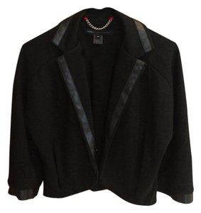 Marc by Marc Jacobs Black Blazer