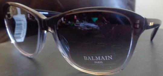 Balmain Balmain NWT Gray Sunglasses Made in France