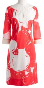 J.Crew Big apple tunic dress short dress on Tradesy