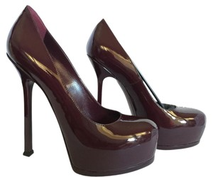 Saint Laurent Amarena (Wine) Pumps