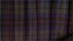 Michelle Stuart Skirt plaid