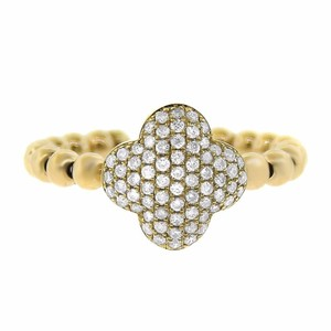 Other 0.44ct Diamond 14k Yellow Gold Stack Able Ring