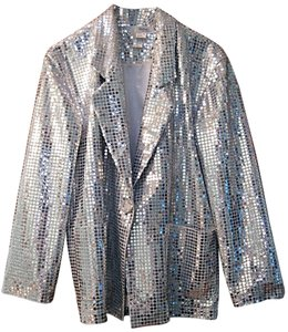 OTHER SILVER METALIC Jacket