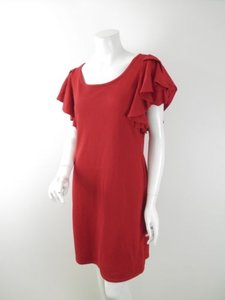 Calvin Klein short dress Red Womens on Tradesy