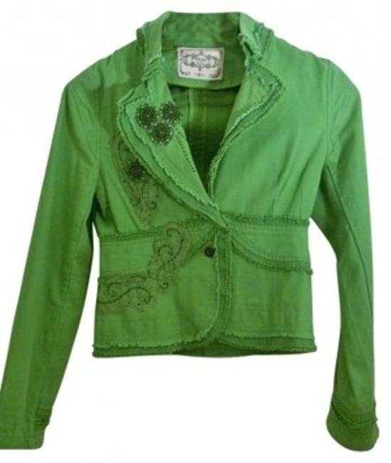 Sugarlips Green Jacket