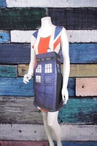 Doctor Who By Her Universe Dress