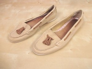 Sperry Top Sider Sabrina Kiltie Leather Loafers Moccasins Boat Desert Flats