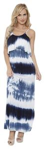 Maxi Dress by White Mark Tie Dye Summer