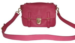 Prada Pink Messenger Bag